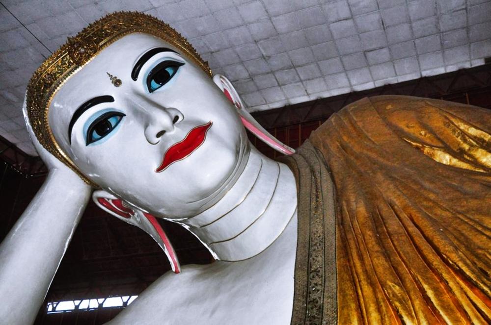 Our Famous Chauk Htet Kyi Pagoda @ Yangon, Myanmar!